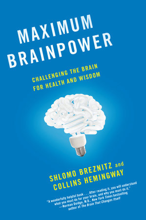 Maximum Brainpower by Shlomo Breznitz and Collins Hemingway