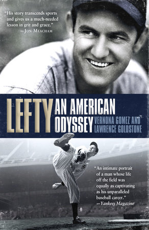 Lefty by Vernona Gomez and Lawrence Goldstone