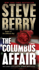 The Columbus Affair: A Novel (with bonus short story The Admiral's Mark)