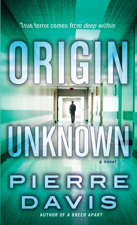 Origin Unknown by Pierre Davis