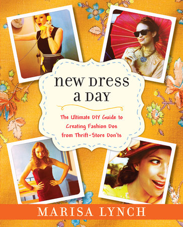 New Dress a Day by Marisa Lynch