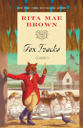 Fox Tracks by Rita Mae Brown