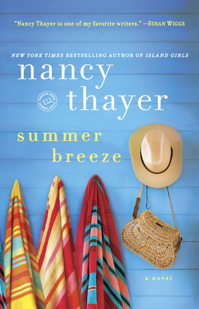 Summer Breeze by Nancy Thayer