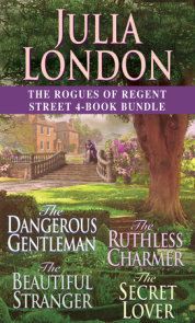 The Rogues of Regent Street 4-Book Bundle