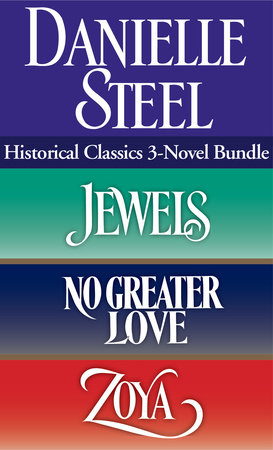 Historical Classics 3-Novel Bundle
