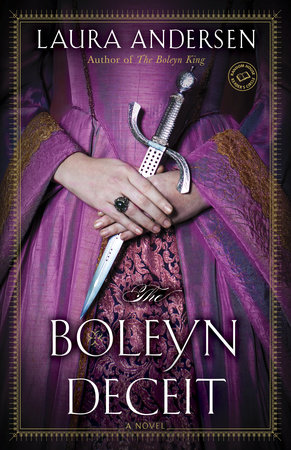 The Boleyn Deceit by Laura Andersen