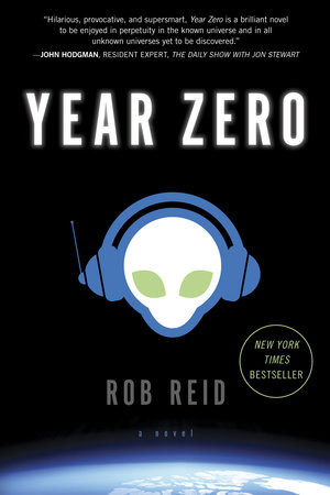 Year Zero by Rob Reid