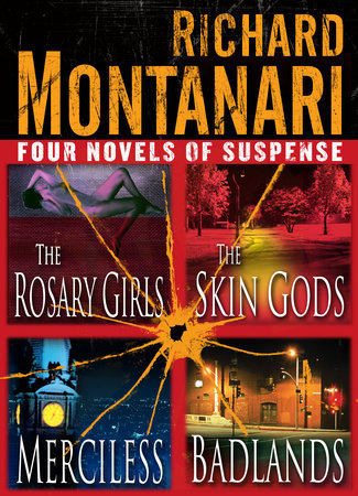 Four Novels of Suspense