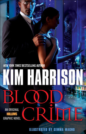 Blood Crime (Graphic Novel) by Kim Harrison