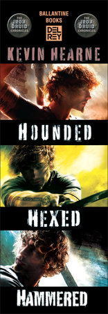 The Iron Druid Chronicles Starter Pack 3-Book Bundle by Kevin Hearne