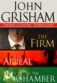 Three Classic Thrillers 3-Book Bundle