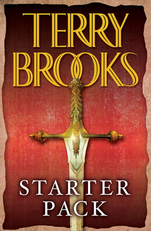 Terry Brooks Starter Pack 4-Book Bundle by Terry Brooks