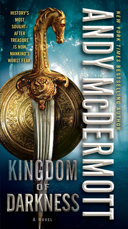 Kingdom of Darkness by Andy McDermott