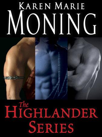 The Highlander Series 7-Book Bundle by Karen Marie Moning