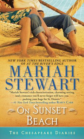 On Sunset Beach by Mariah Stewart