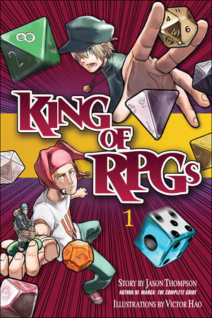 King of RPGs 1 by Jason Thompson