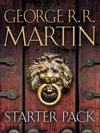 George R. R. Martin Starter Pack 4-Book Bundle by George R. R. Martin