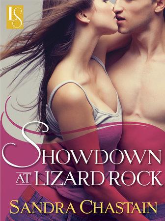 Showdown at Lizard Rock by Sandra Chastain