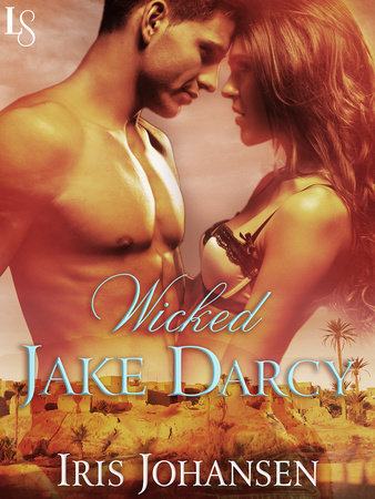 Wicked Jake Darcy by Iris Johansen