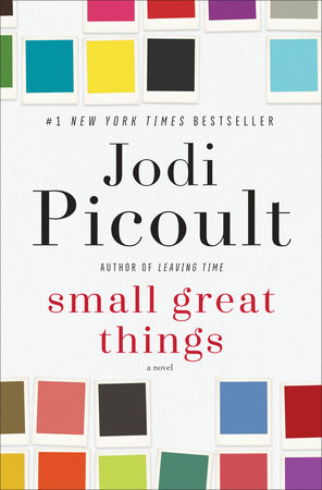 Small Great Things Book Cover Picture