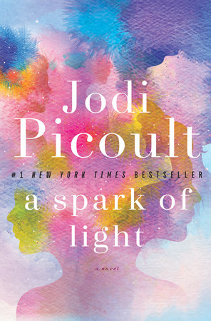 The cover of the book A Spark of Light