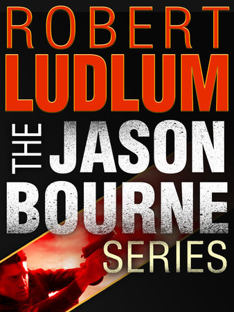 The Jason Bourne Series 3-Book Bundle by Robert Ludlum
