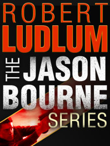 The Jason Bourne Series 3-Book Bundle