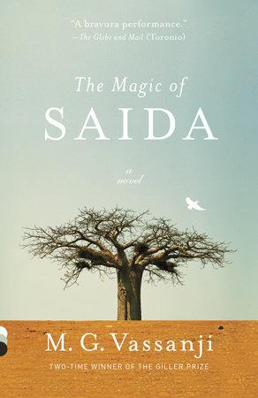 The Magic of Saida by M.G. Vassanji
