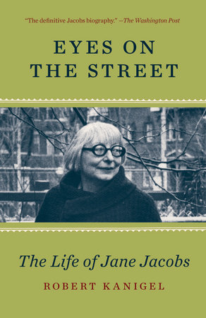 Eyes on the Street Book Cover Picture