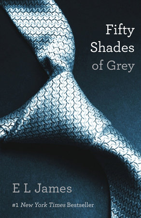 Fifty Shades of Grey Book Cover Picture
