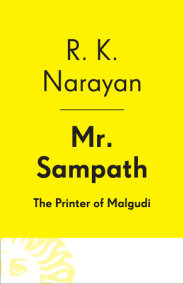 Mr. Sampath--The Printer of Malgudi