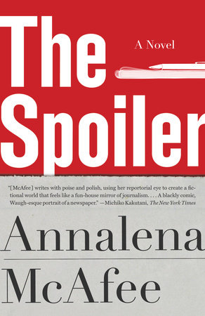 The Spoiler by Annalena McAfee