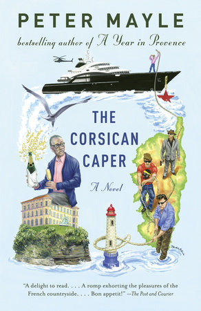 The Corsican Caper by Pater Mayle