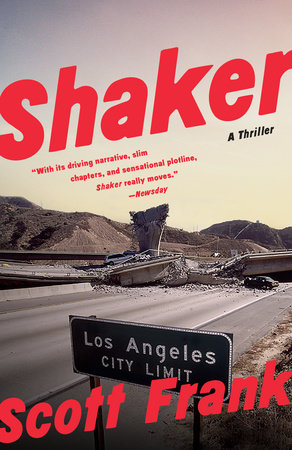 Shaker by Scott Frank
