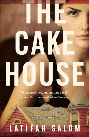 The Cake House by Latifah Salom