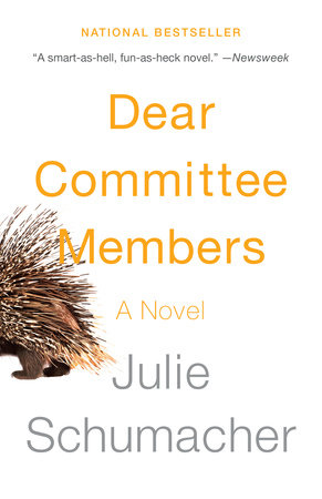 The cover of the book Dear Committee Members