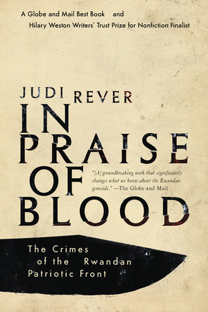 In Praise of Blood by Judi Rever