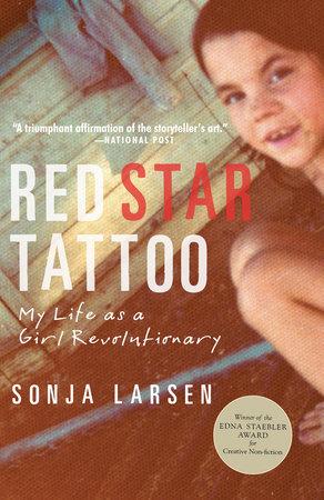 Red Star Tattoo by Sonja Larsen