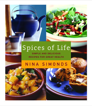 Spices of Life by Nina Simonds