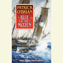 Blue at the Mizzen Cover
