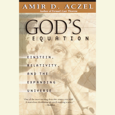 God's Equation cover