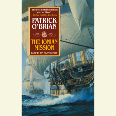 The Ionian Mission cover