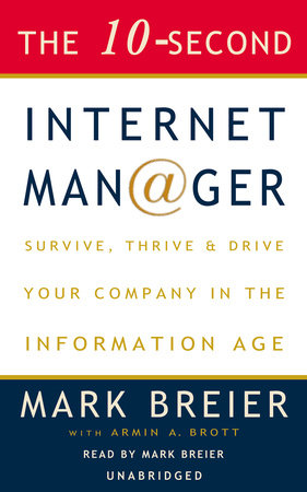 The 10-Second Internet Manager cover