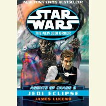 Star Wars: The New Jedi Order: Agents of Chaos II: Jedi Eclipse Cover