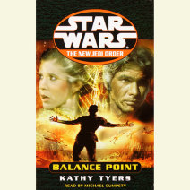 Star Wars: The New Jedi Order: Balance Point Cover