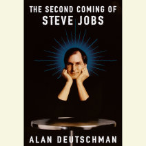 The Second Coming of Steve Jobs Cover