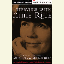 Interview with Anne Rice Cover