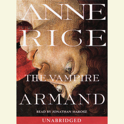 The Vampire Armand cover