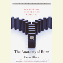 The Anatomy of Buzz Cover