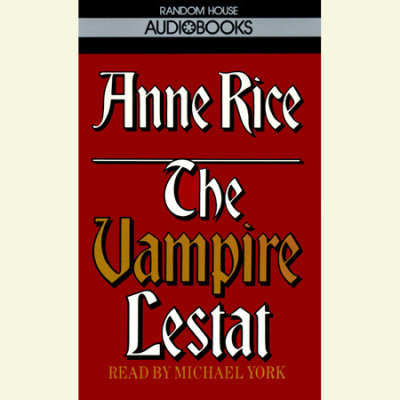 The Vampire Lestat cover